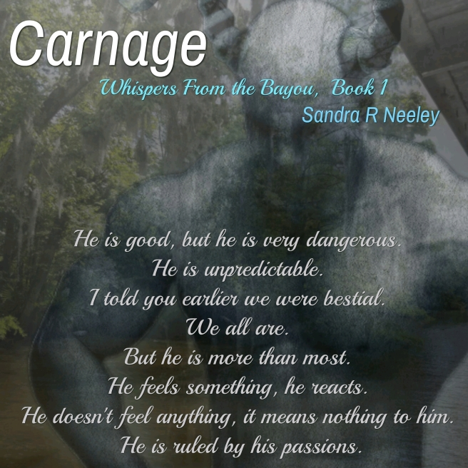 Whispers from the Bayou 1 - Carnage Teaser